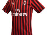 Milan Maglia Home Authentic 2019-20