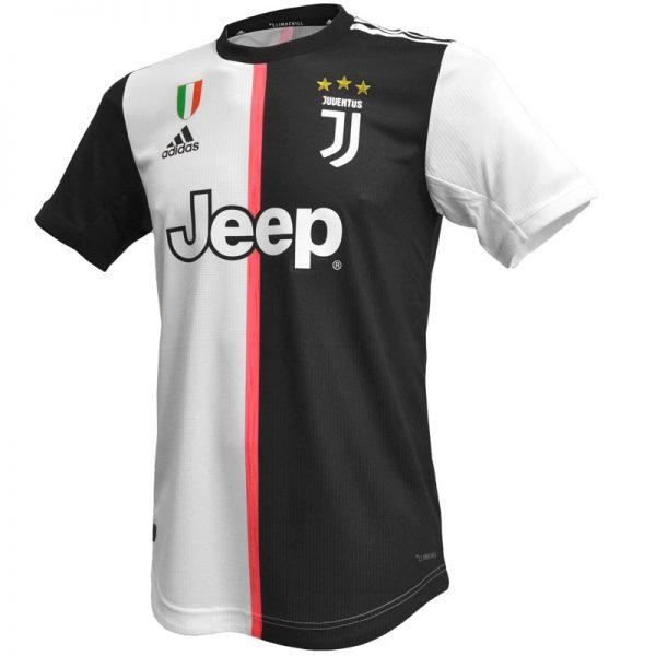 Juventus Maglia Authentic Home