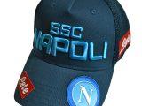 Napoli Cappellino Visiera Blu Scuro 2019-20