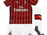 Milan Minikit Home 2019-20