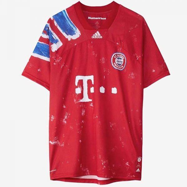 Maglia Bayern Moncaco Human race